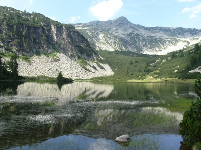 Рибно Василашко езеро