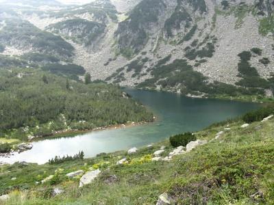 Горно Василашко езеро