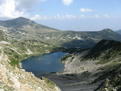 Тевно Василашко езеро