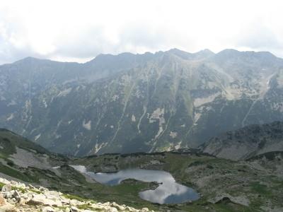 Горно Типицко езеро