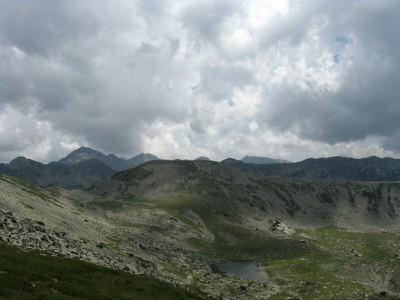 Долно Типицко езеро