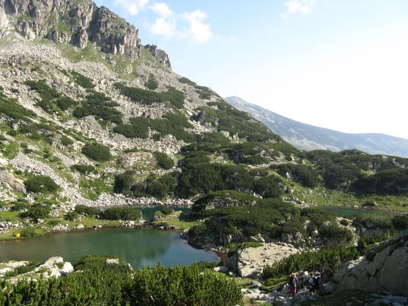 Самодивки езера