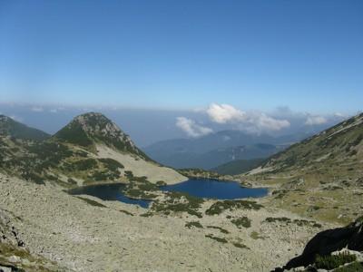 Гергийски езера