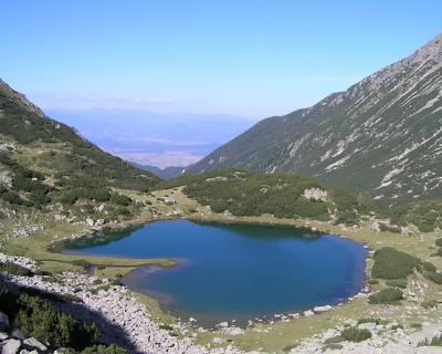 Хвойнато езеро