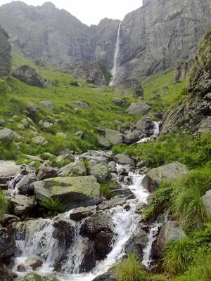 водопад - Райското пръскало