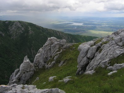 Корудере, масива на Триглав, Стара Планина