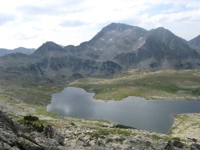 Тевно езеро