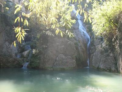 снимки на водопада