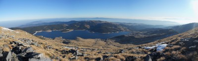 Панорама от вр. Белмекен